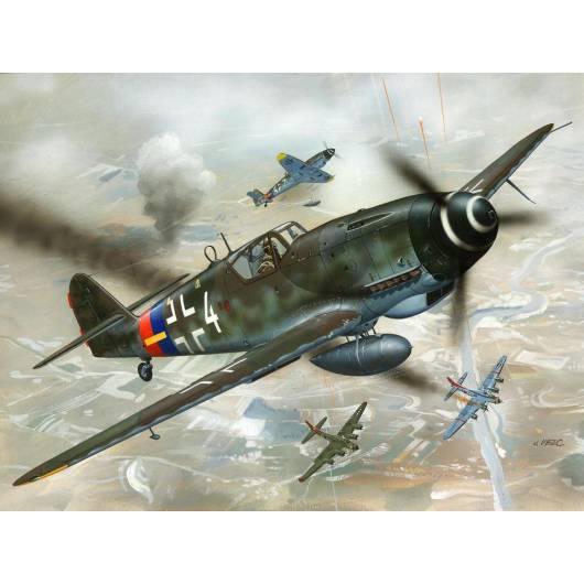REVELL 1:72 Messerschmitt Bf 109 G-10 (04160)