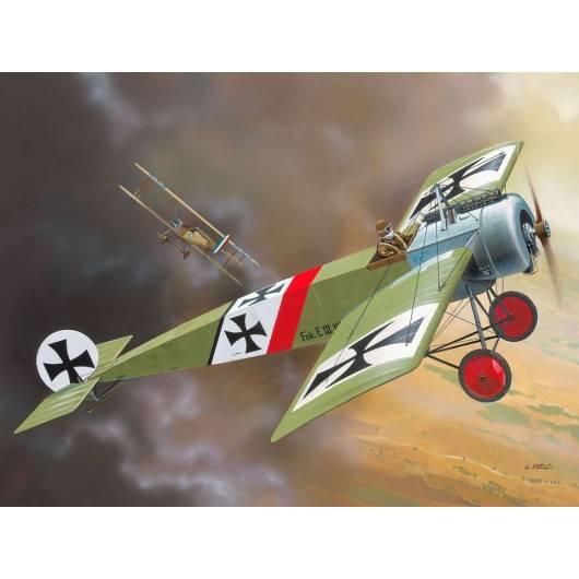 REVELL 1:72 Fokker E.III (04188)