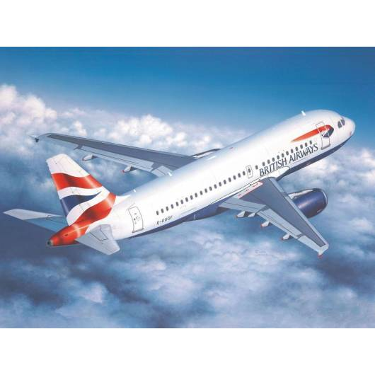 REVELL 1:144 Airbus A 319 (04215)
