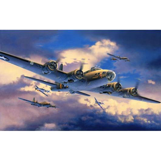 REVELL 1:72 B-17 F Memphis Belle (04279)