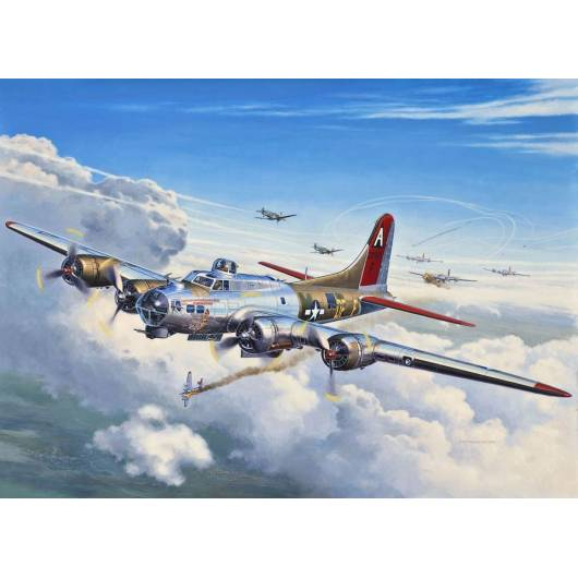 REVELL 1:72 B-17G Flying Fortress (04283)