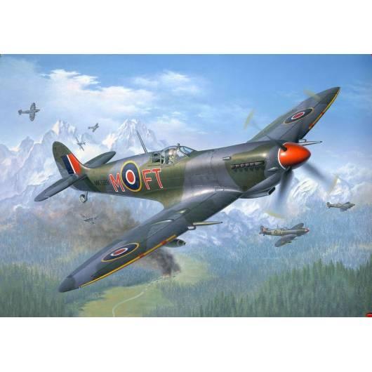 REVELL 1:48 Supermarine Spitfire Mk. IX C/XVI (04554)