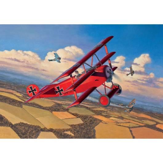 REVELL 1:48 Fokker DR.I (04682)