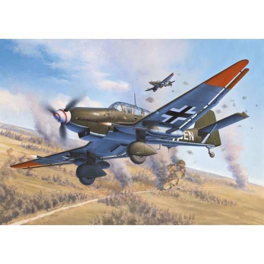REVELL 1:72 Junkers Ju 87 (04692)