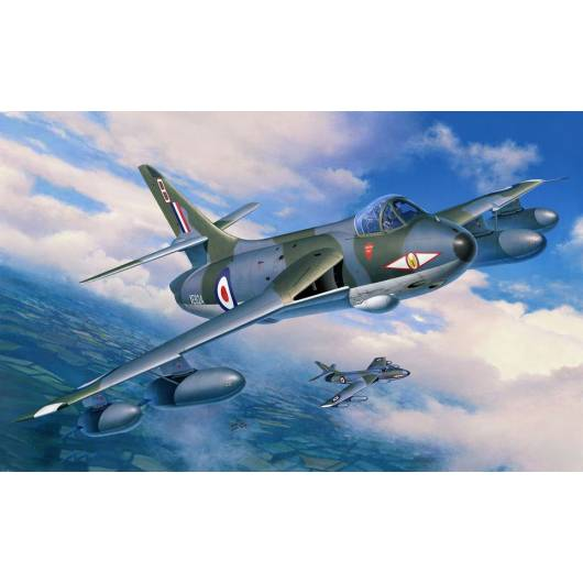 REVELL 1:32 Hawker Hunter (04703)