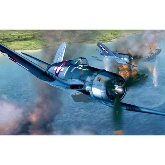 REVELL 1:32 Vought F4U-1A Corsair (04781)