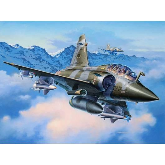 REVELL 1:72 Dassault Mirage 2000 (04893)