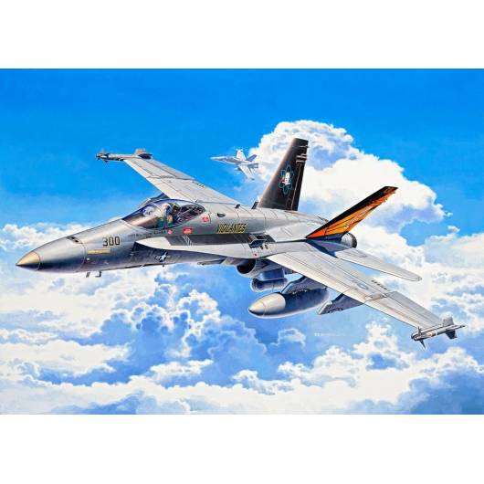 REVELL 1:72 Mc Donnell Douglas F/A-18 Hornet (04894)
