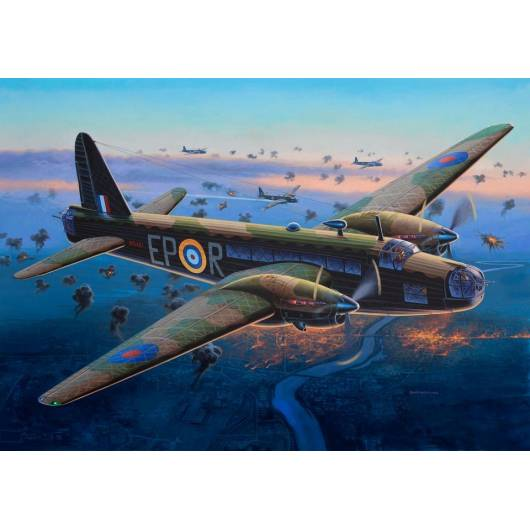 REVELL 1:72 Vickers Wellington Mk.II (04903)