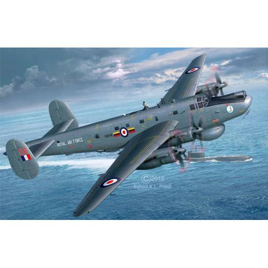 REVELL 1:72 Avro Shackleton AEW2 (04920)