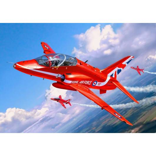 REVELL 1:72 BAe Hawk T.1 Red Arrows (04921)