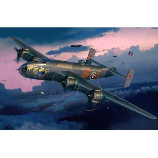 REVELL 1:72 Handley Page Halifax B MK.III (04936)