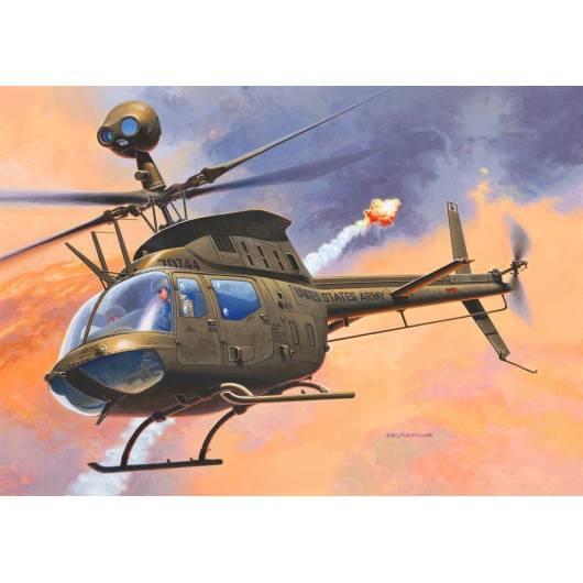REVELL 1:72 Bell OH-58D Kiowa (04938)