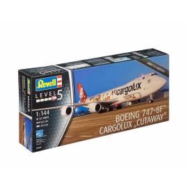 REVELL 1:144 Boeing 747-8 (04949)