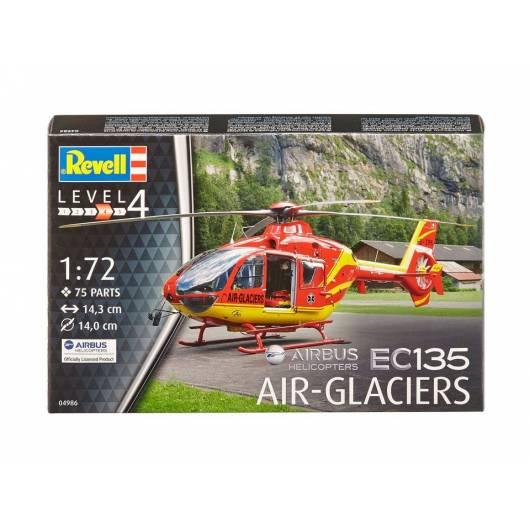 REVELL 1:72 Eurocopter EC 135 (04986)