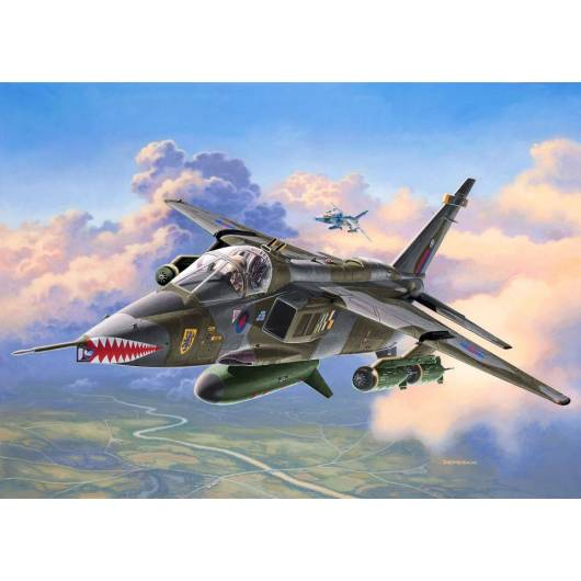 REVELL 1:48 Sepecat Jaguar Gr.1A (04996)