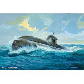 REVELL 1:144 New German Submarine U 212 A (05019)