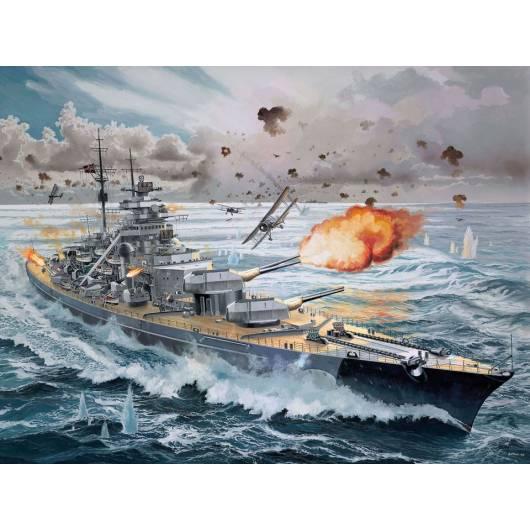 REVELL 1:350 Bismarck (05040)