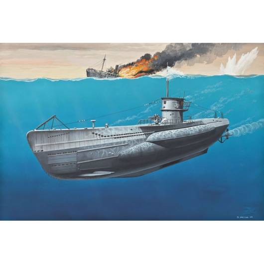 REVELL 1:350 U-Boot VII-C (05093)