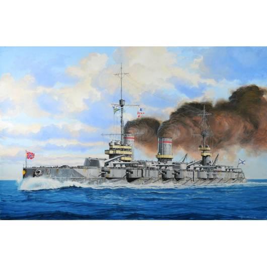 REVELL 1:350 Russian Battleship GANGUT (05137)