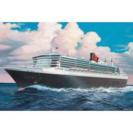 REVELL 1:1200 RMS Queen Mary 2 (05808)