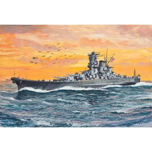 REVELL 1:1200 Yamato (05813)