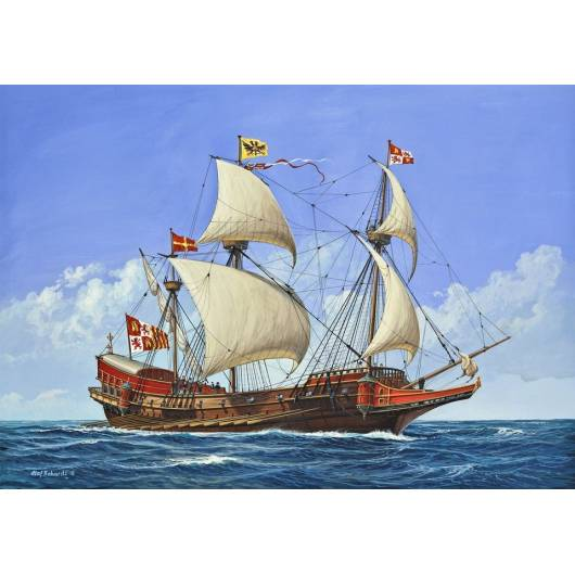REVELL 1:450 Spanish galleon (05899)