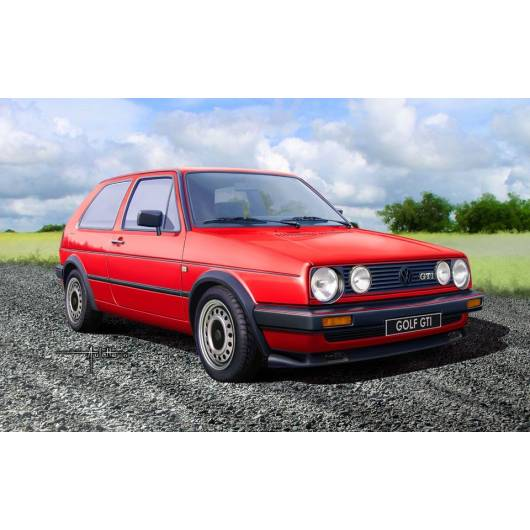 REVELL 1:24 VW Golf GTI (07005)