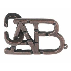 Łamigłówka Puzzle Cast ABC - poziom 1/6