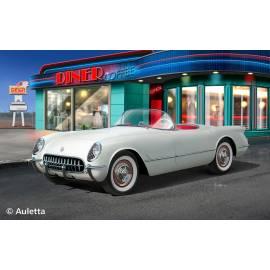 REVELL 1:24 Chevrolet Corvette Roadster '53 (07067)