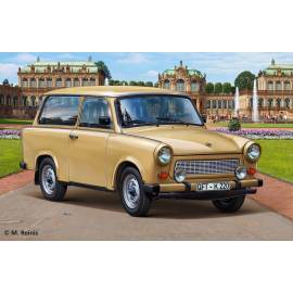 REVELL 1:24 Trabant 601 Universal (07070)