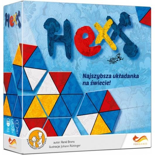 FoxGames Gra Hexx