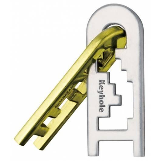 Łamigłówka Puzzle Cast Keyhole - poziom 4/6