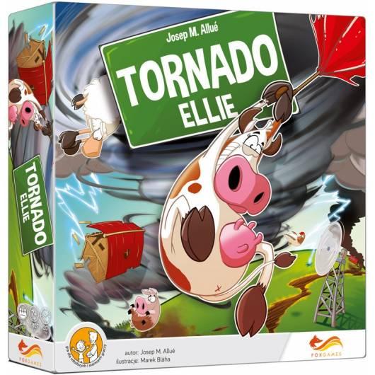 FoxGames Gra Tornado Ellie