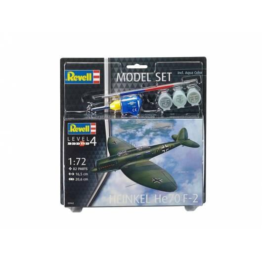 REVELL 1:72 Heinkel He 70 F-2 (63962)