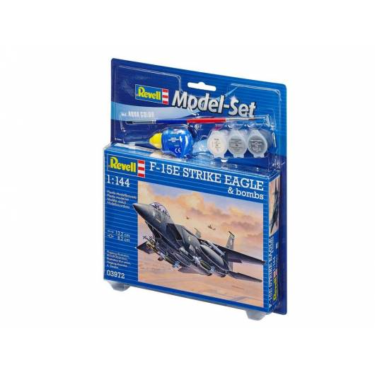 REVELL 1:144 F-15E Strike Eagle (63972)
