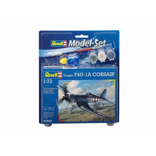 REVELL 1:72 Vought F4U Corsair (63983)