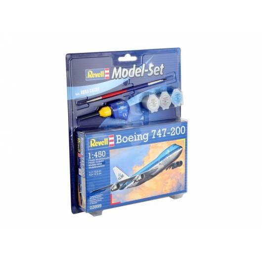 REVELL 1:450 Boeing 747 (63999)