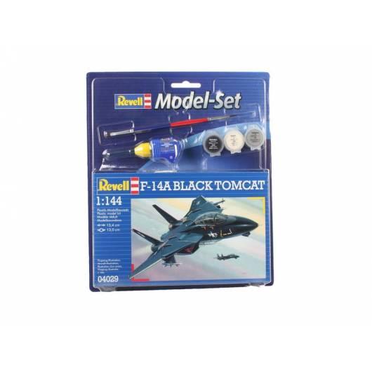 REVELL 1:144 Grumman F -14 Black Tomcat (64029)