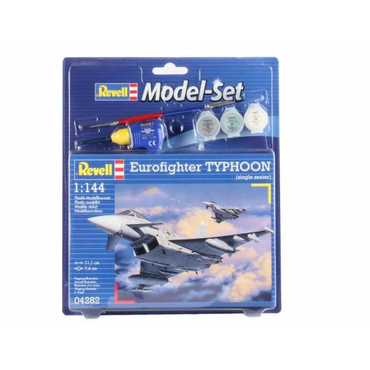 REVELL 1:144 Eurofighter Typhoon (64282)