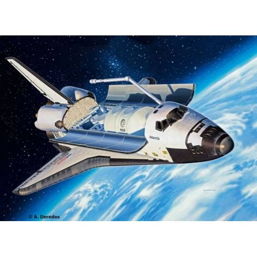 REVELL 1:144 Space Shuttle Atlantis (64544)