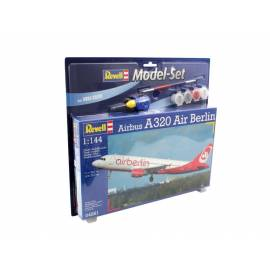 REVELL 1:144 Airbus A320 AirBerlin (64861)