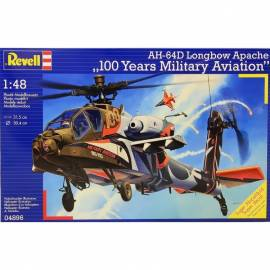REVELL 1:48 AH-64 Apache (64896)