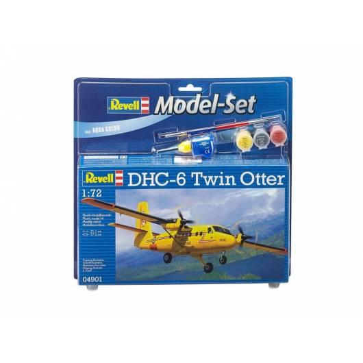 REVELL 1:72 De Havilland C-6 Twin Otter (64901)