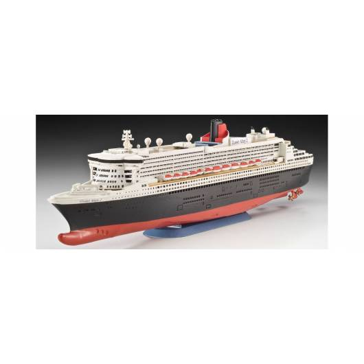 REVELL 1:1200 RMS Queen Mary 2 (65808)