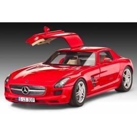 REVELL 1:24 Mercedes - Benz SLS AMG (67100)