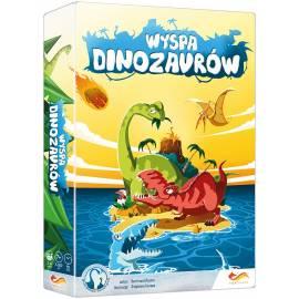 FoxGames Gra Wyspa Dinozaurów