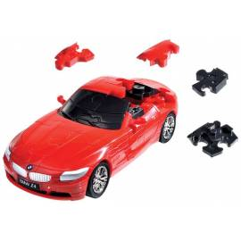 Puzzle samochód 3D CARS - BMW Z4 - poziom 4/4