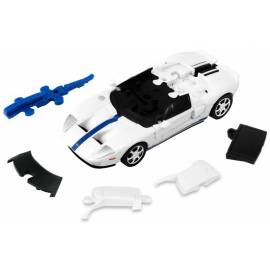 Puzzle samochód 3D CARS - Ford GT - poziom 2/4
