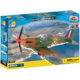 COBI Hawker Hurricane Mk I - myśliwiec brytyjski 250 kl. (5518)